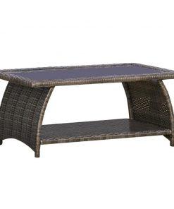 Oakleaf Patio Coffee Table