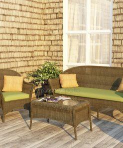 3 Piece Rockport Sofa Set