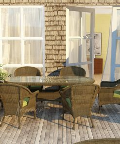 7 Piece Rockport Dining Set