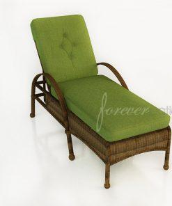 Rockport Single Adjustable Chaise Lounge