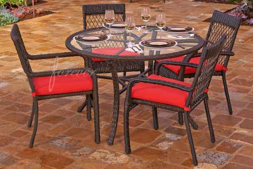 5 Pc. Santa Monica Dining Set