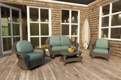 4 Piece Catalina Sofa Set