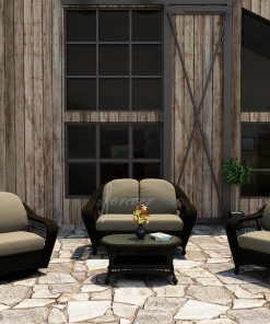 4 Piece Catalina Sofa Set