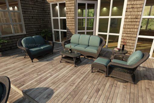 6 Piece Catalina Sofa Set