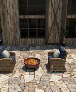 2 Piece Cypress Chat Set