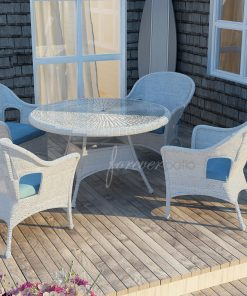 5 Piece Rockport Dining Set