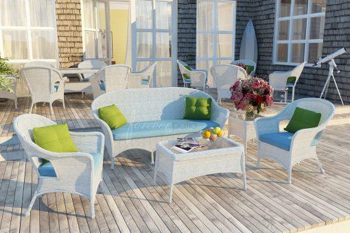 5 Piece Rockport Sofa Set