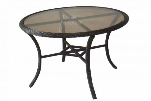 Santa Monica 48″ Round Dining Table
