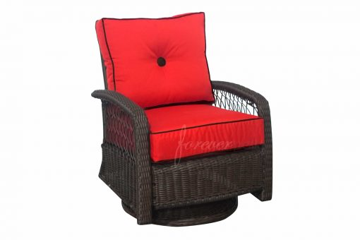Santa Monica Swivel Glider