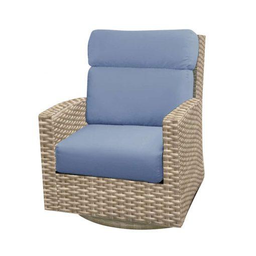 Cavalier High Back Swivel Rocker Chair
